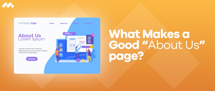 What makes a good About Us page?