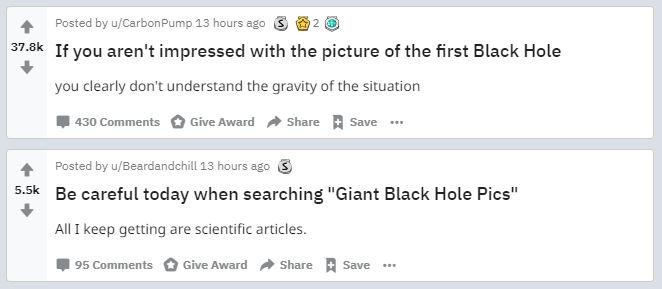 Reddit jokes