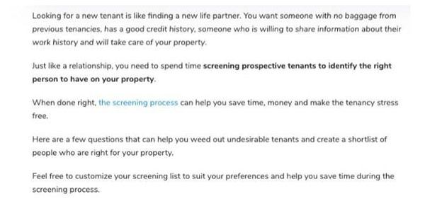 tenant life partners